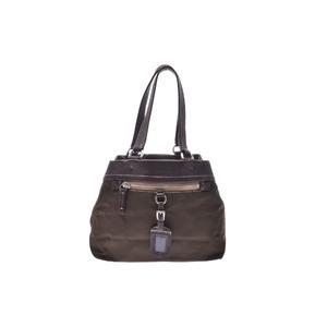 Prada Nylon Bag Black