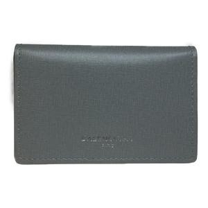 バレンシアガ(Balenciaga) 440620 レザー カードケース グレー