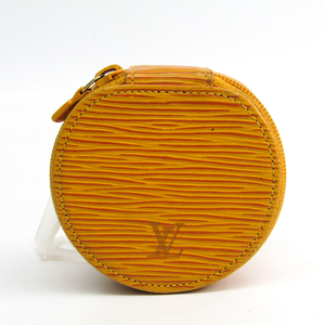 Louis Vuitton Epi Ecrin Bijoux 8 M48229 Jewelry Case Jaune Epi Leather