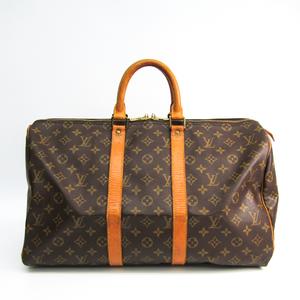 ルイ・ヴィトン(Louis Vuitton) モノグラム キーポル45 M41428 レディース ボストンバッグ モノグラム