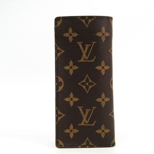 ルイ・ヴィトン(Louis Vuitton) モノグラム エテュイ リュネット・サーンプル メガネケース(ソフトケース) (モノグラム) M62962