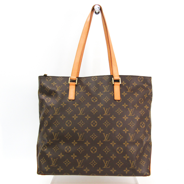 Louis Vuitton Monogram Cabas Mezzo M51151 Tote Bag Monogram