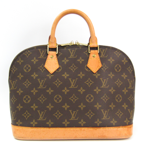 Louis Vuitton Monogram Alma M51130 Women's Handbag Monogram