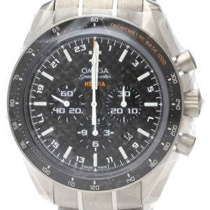 Omega Speedmaster Automatic Titanium Men's Sports Watch 321.90.44.52.01.001