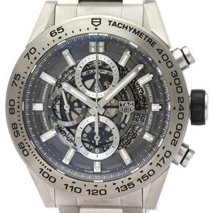Tag Heuer Carrera Automatic Titanium Men's Sports Watch CAR2A8A