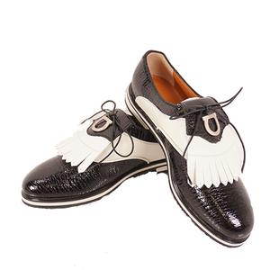 Salvatore Ferragamo Women's Shoes (Black,White)