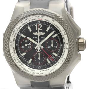 Breitling Bentley Automatic Titanium Men's Sports Watch EB0433