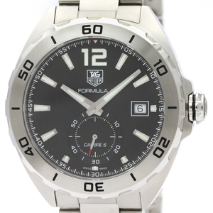 Tag Heuer Formula 1 Automatic Stainless Steel Men's Sports Watch WAZ2110