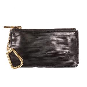 Auth Louis Vuitton Coin case Epi Pochette Cles M63802