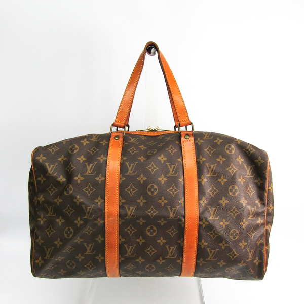 Louis Vuitton Monogram Sac Souple 45 M41624 Boston Bag Monogram