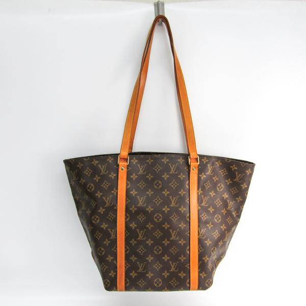 Louis Vuitton Monogram Sac Shopping M51108 Women's Shoulder Bag Monogram