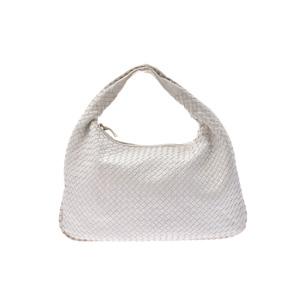 Bottega Veneta ヴェネタ Leather Bag White