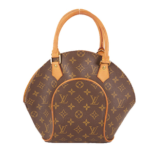 Auth Louis Vuitton Handbag Monogram Ellipse PM M51127