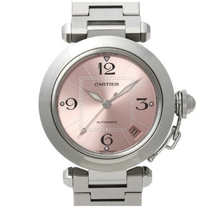 Cartier Pasha De Cartier Automatic Stainless Steel Women's Dress Watch Pasha C