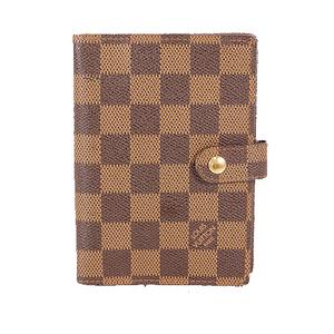 ルイヴィトン 手帳カバー ダミエ アジェンダPM R20700