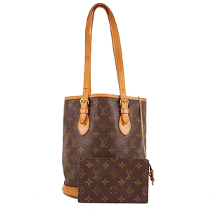 Louis Vuitton Monogram M42238 Women's Baguette Bag,Handbag,Shoulder Bag Brown