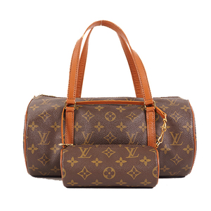 Auth Louis Vuitton Shoulder bag Monogram Papillon 30 M51365