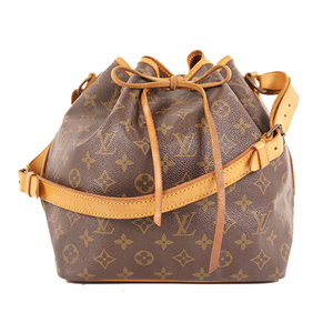 Auth Louis Vuitton Monogram Pti Noel M42226 Women's Shoulder Bag Monogram