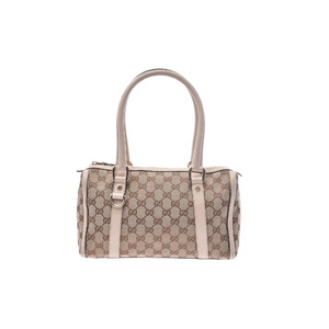 グッチ(Gucci) GGキャンバス Mini boston bag GGキャンバス ボストンバッグ