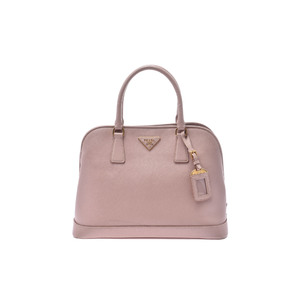 Prada Saffiano 2 Way Handbag Saffiano Bag Pink