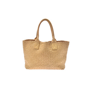 Bottega Veneta Tote Bag Leather Tote Bag Yellow