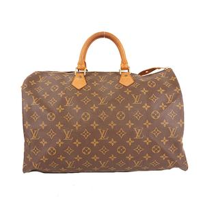 Louis Vuitton Monogram Speedy40 M41522 Women's Boston Bag,Handbag Monogram
