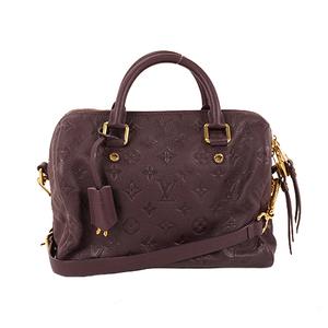 Louis Vuitton Monogram Empreinte M41019 Women's Handbag,Shoulder Bag Bronze