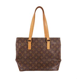 Louis Vuitton Monogram Cabapiano M51148 Women's Handbag,Shoulder Bag,Tote Bag Brown