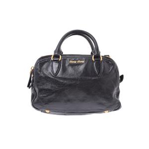 Miu Miu PVC Bag Black