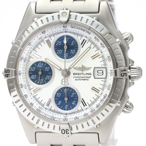Breitling Chronomat Automatic Stainless Steel Men's Sports Watch A13350