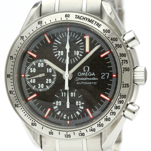 Omega Speedmaster Automatic Stainless Steel Men's Sports Watch 3519.50