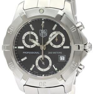 TAG HEUER 200 Exclusive Chronograph Quartz Mens Watch CN111F