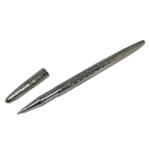 Tiffany Silver Rollerball Pen (Black Ink)