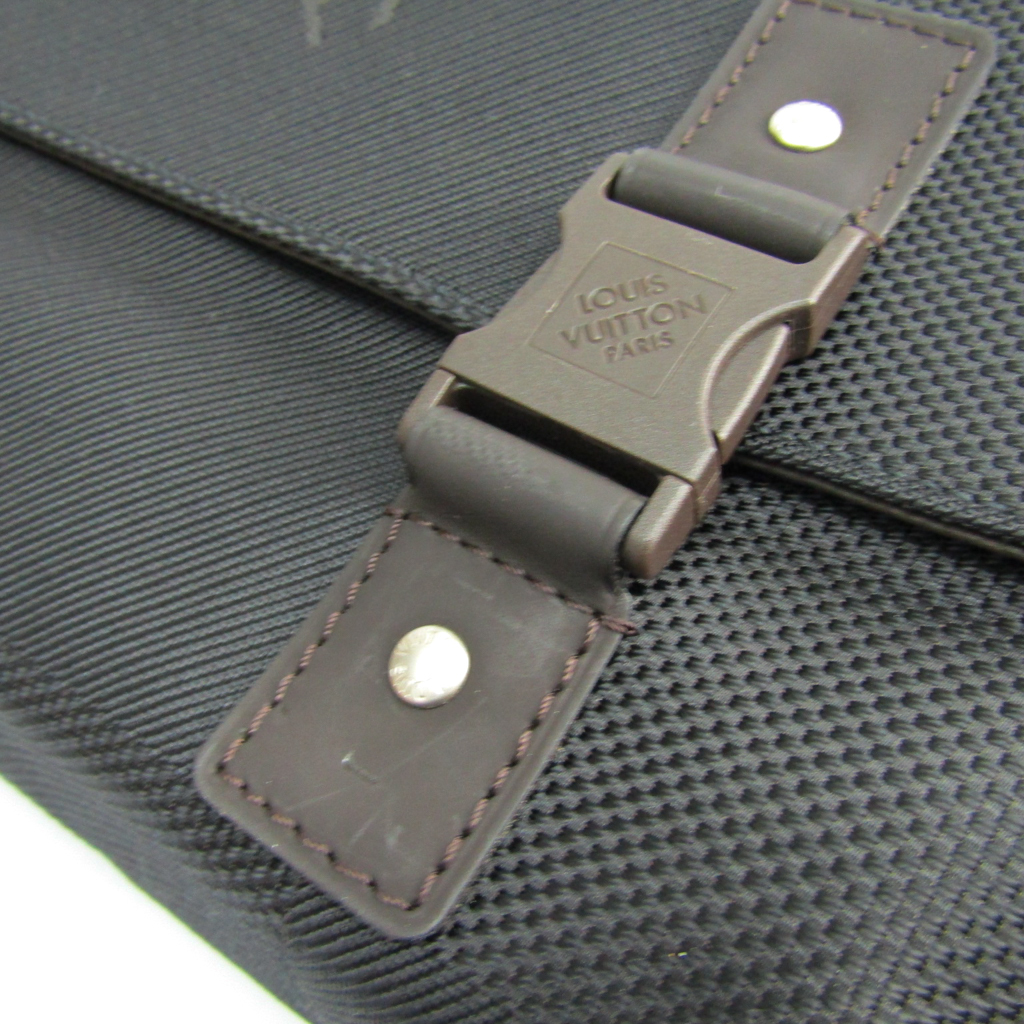 ルイ・ヴィトン(Louis Vuitton) ダミエ・ジェアン ルー M93079 メンズ メッセンジャーバッグ ノワール