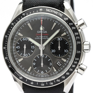 Omega Speedmaster Automatic Stainless Steel Men's Sports Watch 323.32.40.40.06.001