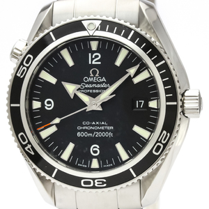 Omega Seamaster Automatic Stainless Steel Men's Sports Watch 2201.50