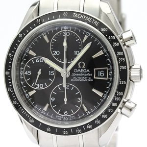 OMEGA Speedmaster Date Steel Automatic Mens Watch 3210.50