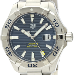 Tag Heuer Aquaracer Automatic Stainless Steel Men's Sports Watch WAY2012