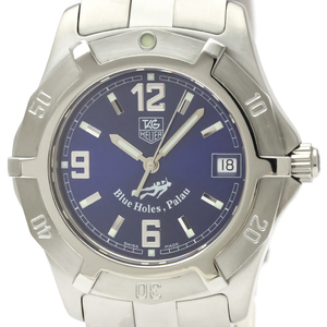 Tag Heuer 2000 Series Quartz Stainless Steel Men's Sports Watch WN1116