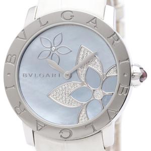 Bvlgari Bvlgari Bvlgari Quartz Stainless Steel Women's Dress Watch BBL37S