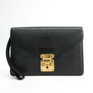 ルイ・ヴィトン(Louis Vuitton) エピ ポシェット・セリエ・ドラゴンヌ M52612 クラッチバッグ ノワール