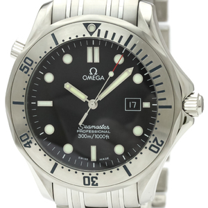 Omega Seamaster Quartz Stainless Steel Men's Sports Watch 2261.50