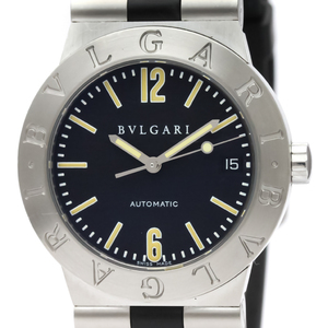 Bvlgari Diagono Automatic Stainless Steel Men's Sports Watch LC35S