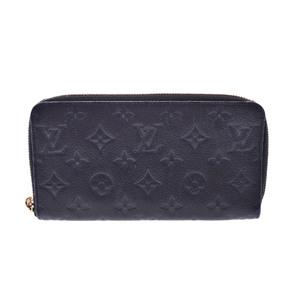 ルイ・ヴィトン(Louis Vuitton) モノグラムアンプラント ポルトフォイユ・スクレット ロン M93435 レディース モノグラムアンプラント 長財布(二つ折り) アンフィニ