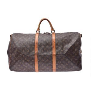 ルイ・ヴィトン(Louis Vuitton) ルイヴィトン(Louis Vuitton) モノグラム キーポル60 M41412 ストラップ付  バッグ