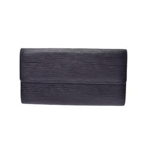 Louis Vuitton Epi M63592 Sarah Long Wallet Unisex Epi Leather Wallet