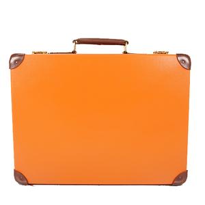 グローブトロッター アタッシュケース センテナリー ヴァルカンファイバー オレンジ