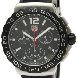 Tag Heuer Formula 1 Quartz Stainless Steel Men's Sports Watch CAU1110