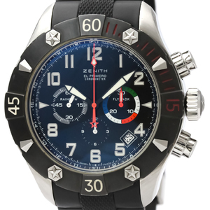 Zenith Defy Automatic Stainless Steel Men's Sports Watch 03.0527.4000