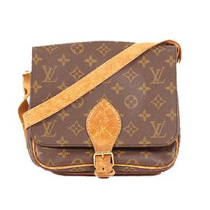 Louis Vuitton Cartouchiere M51253 Women's Shoulder Bag Monogram